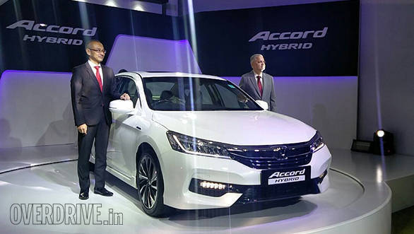 New-gen Honda Accord hybrid launched in India at Rs 37 lakh