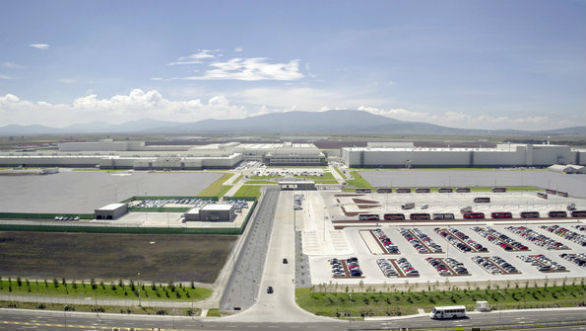 Audi AG inaugurates new factory in Mexico