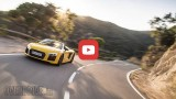 Video: Audi R8 V10 Spyder first drive review