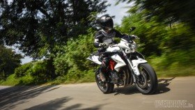 Benelli TNT 600i ABS road test review