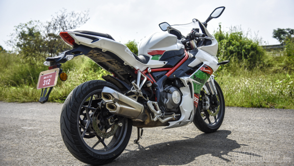 Benelli 302R launched in India at Rs 3.48 lakh