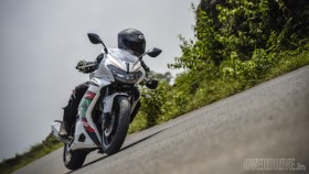 Benelli 302 R first ride review