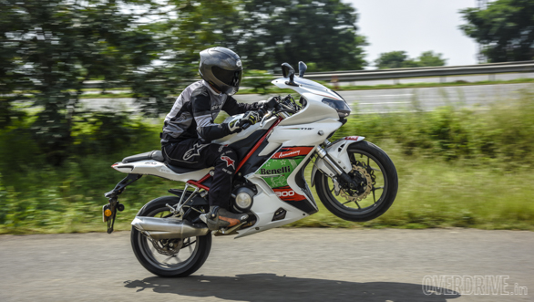 DSK Benelli launches Tornado 302R in India, priced at Rs 3.48 lakh