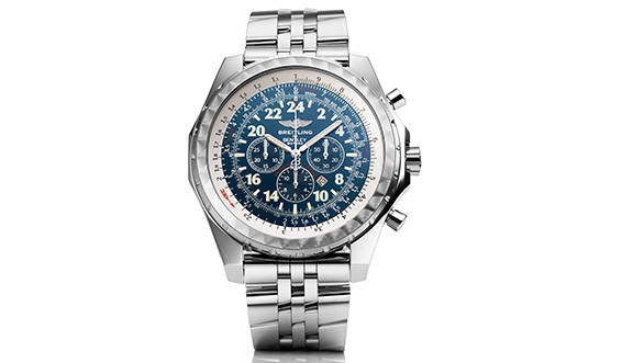 When Bentley won at Le Mans in 2003, its main sponsor Breitling celebrated this victory by issuing a wrist chronograph christened