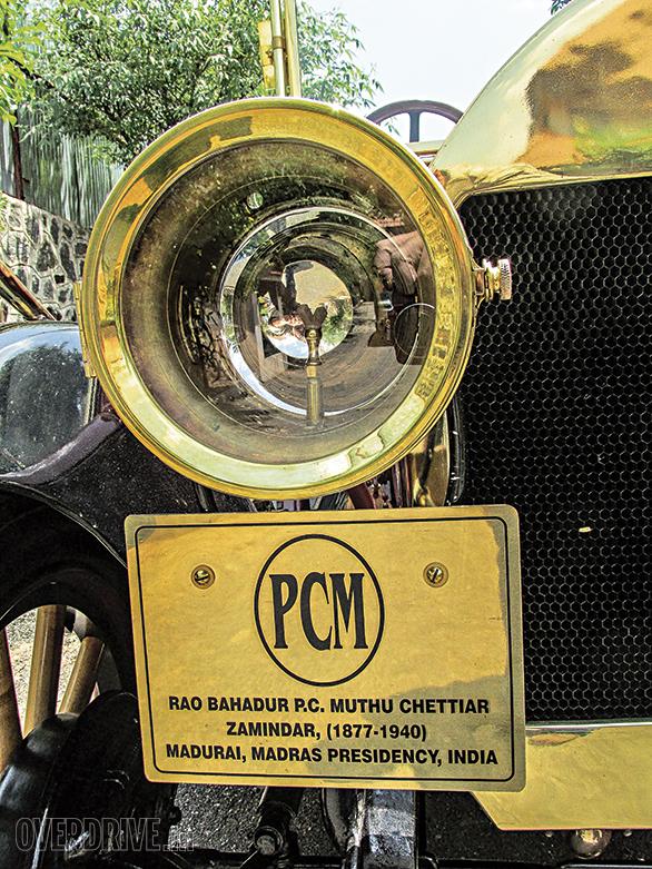 Benz Model Runabout Tourer (5)