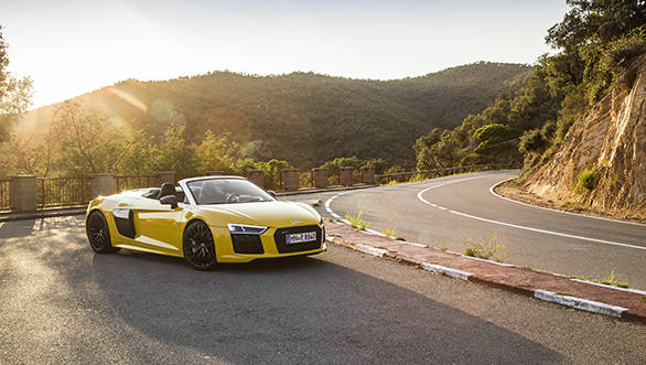 Best driving routes, costa brava, spain, audi r8 v10 spyder (2)