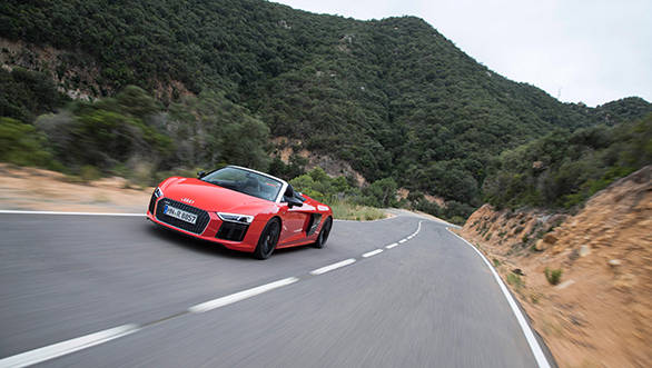 Best driving routes, costa brava, spain, audi r8 v10 spyder (3)