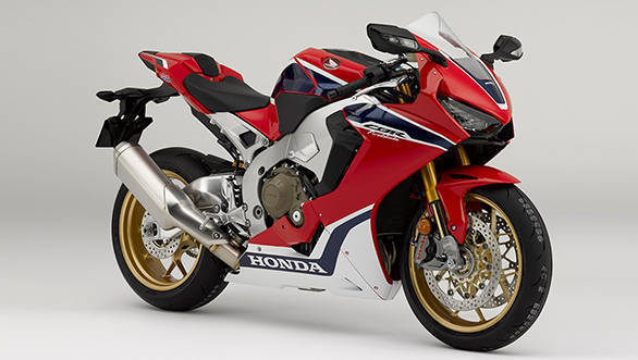 Intermot 2016: The all-new Honda CBR1000RR Fireblade is here