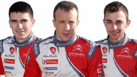 WRC: Citroen announces 2017 driver lineup