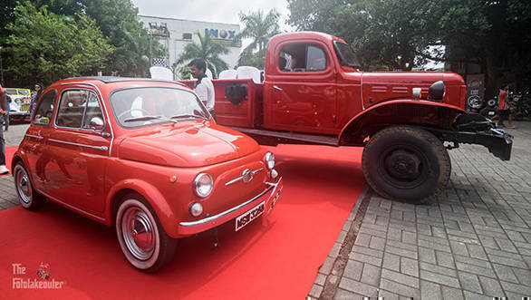 Goa Vintage Bike and Car festival 2016