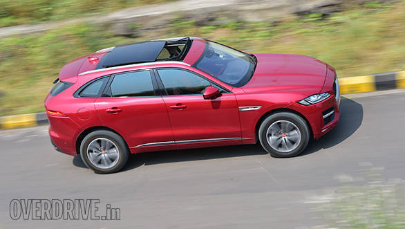 2016 Jaguar F-Pace R-Sport 30d road test review