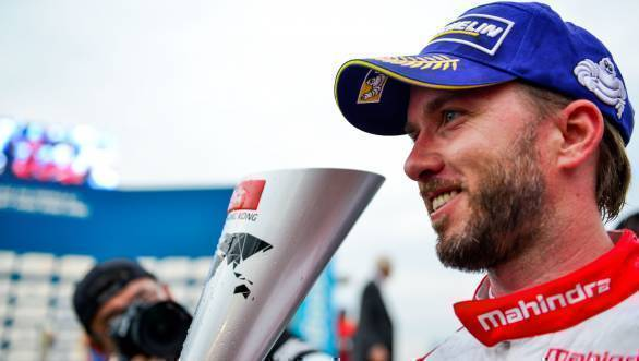 FIA Formula E: Nick Heidfeld gives Mahindra Racing a podium in Hong Kong