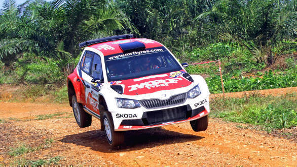 APRC 2016: Weather could decide outcome of the Malaysian Rally