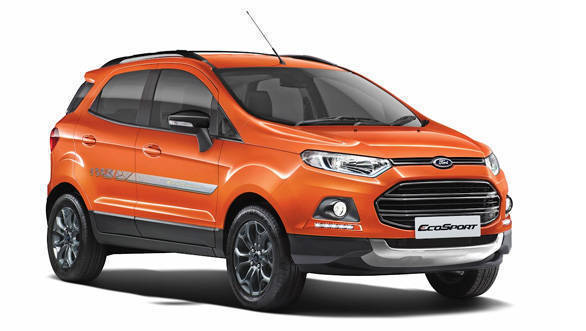 Ford Announces Signature Edition Range Of Accessories For Ecosport In India