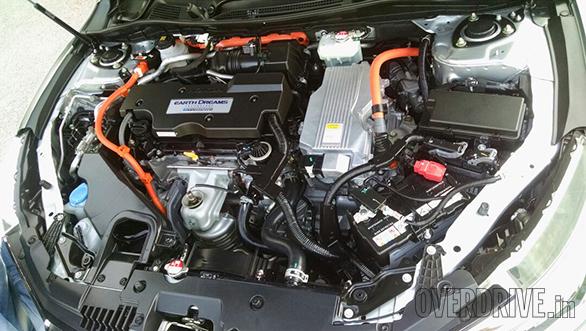 Honda Accord Hybrid (11)