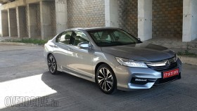 2016 Honda Accord Hybrid first drive review