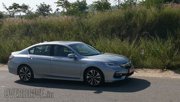 Honda Accord Hybrid (18)