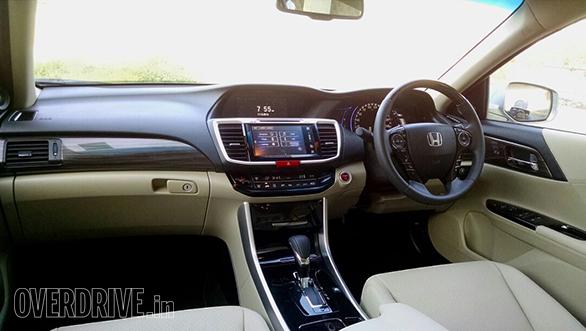 Honda Accord Hybrid (5)