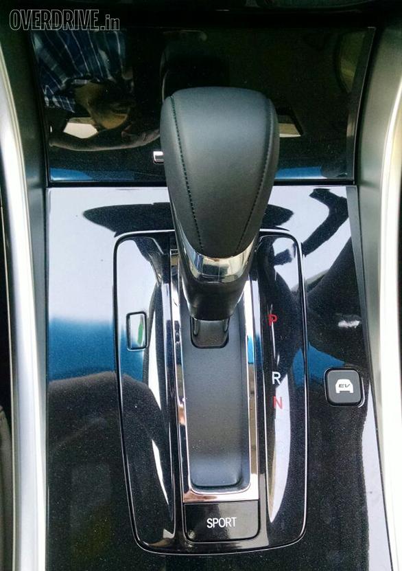 Honda Accord Hybrid (9)