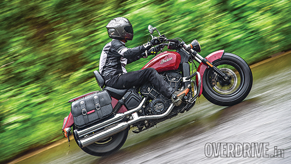 2016 Indian Scout Sixty road test review
