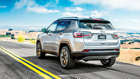 Jeep® Compass Limited