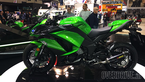 Kawasaki Ninja Z1000SX (9)