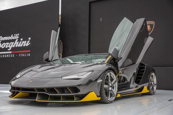 Lamborghini in Japan (6)
