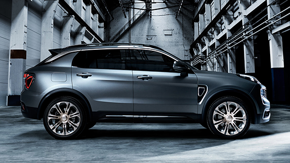 Geely Unveils New Lynk Co Compact Suv Overdrive