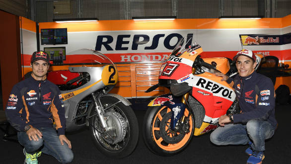 Honda Racing Corporation celebrates 50 years of GP racing