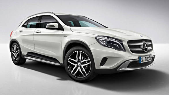 Mercedes-Benz GLA 220d 4Matic Activity Edition one