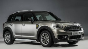 Mini unveils the new Countryman plug-in hybrid