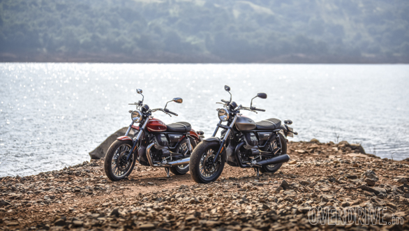 Moto Guzzi V9 Roamer and V9 Bobber first ride review