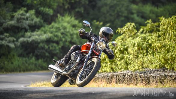 MotoGuzzi Bobber & Roamer (130)