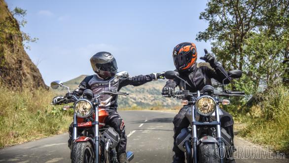 MotoGuzzi Bobber & Roamer (150)