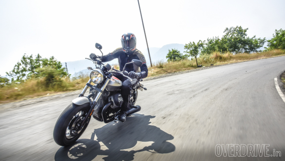 Summer special: Staying cool on a motorcycle