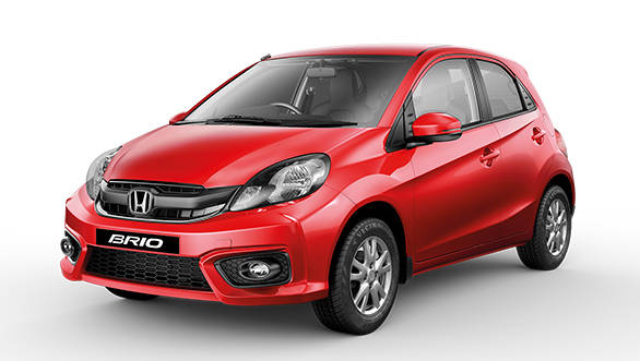 2016 Honda Brio launched in India at Rs 4.69 lakh