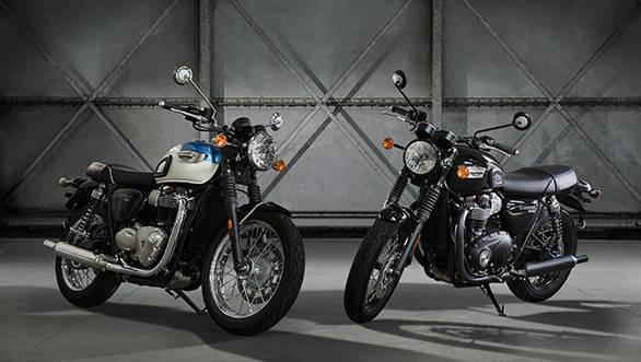 Intermot 2016: Triumph unveils the Bonneville T100
