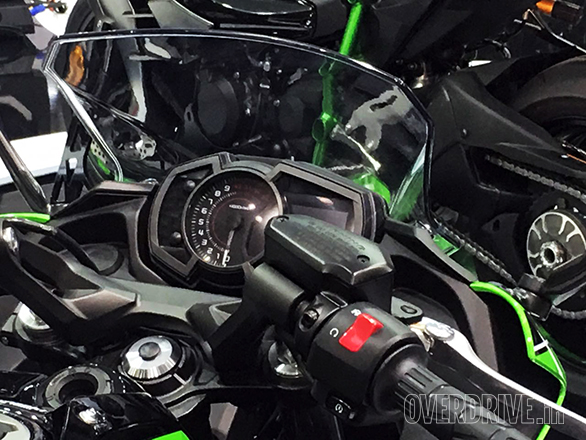 Image Gallery India Bound 2017 Kawasaki Ninja 650 Overdrive