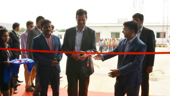 Nissan India opens new parts distribution centre in Pune, Maharashtra