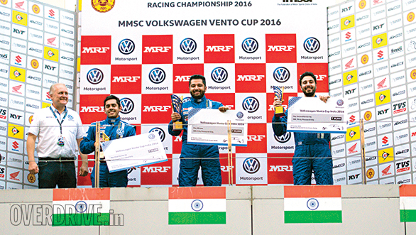 Racing in the Vento Cup (1)
