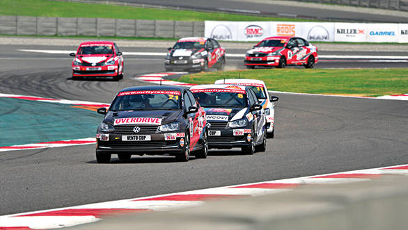 Volkswagen Motorsport India announces wild card entry for the 2017 Ameo Cup season