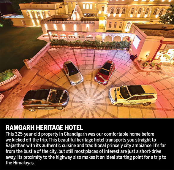 Ramgarh Heritage Hotel New