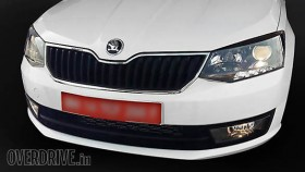 Skoda Rapid facelift bookings start in India