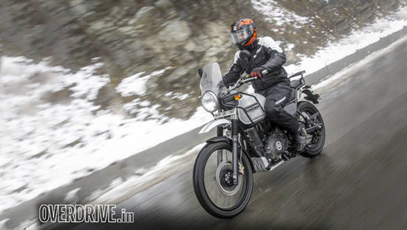 Bigger Royal Enfield Himalayan in the works, Siddhartha Lal