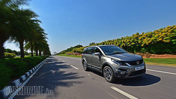 2016 Tata Hexa first drive review