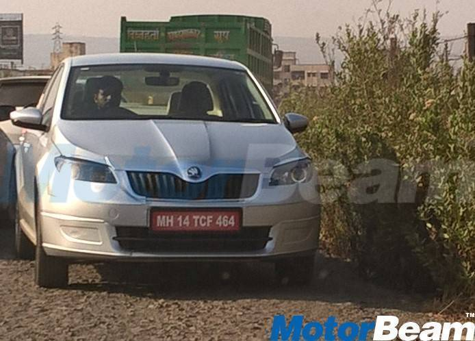 Skoda-Rapid-Facelift-Caught-Testing