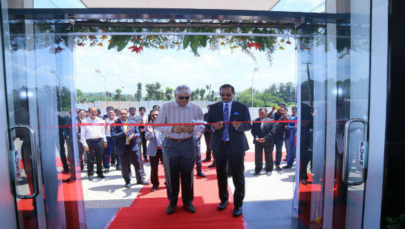 Sundaram Motors Mangaluru two