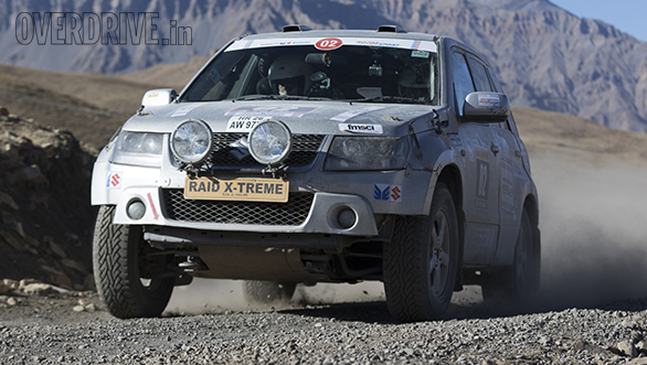 2016 Maruti Suzuki Raid de Himalaya: Rana and Naik win the Xtreme 4x4 class