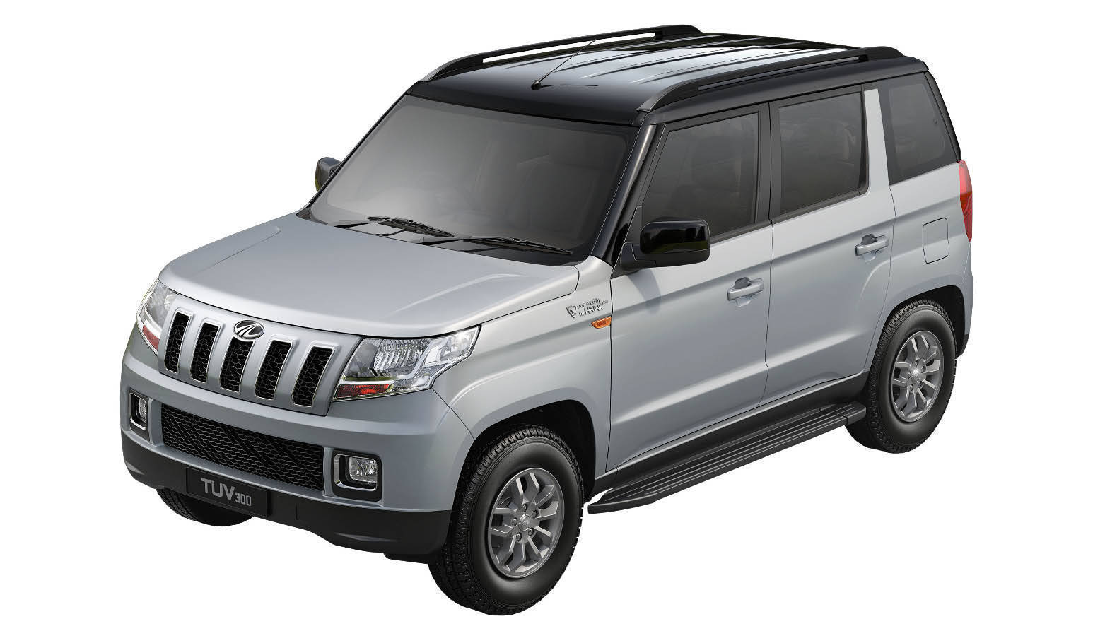 Mahindra TUV300 gets new dual-tone colour shade