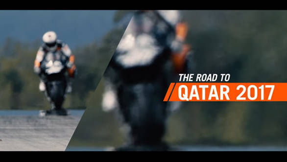 Video worth watching: KTM's journey to MotoGP 2017